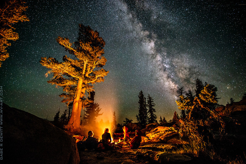 Friends in the High Country, National Geographic Magazine