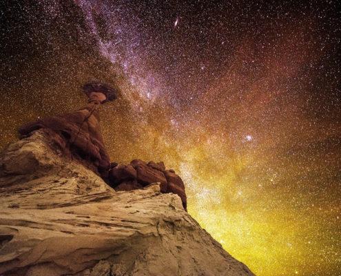 Cosmos, stars, suns