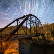 Star Trails, Cheat River