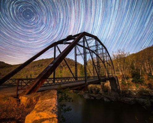 Star Trails, Cheat River