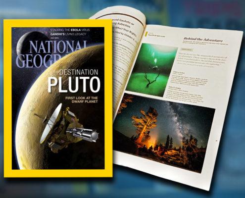 Your Shot, National Geographic Magazine, Gabe DeWitt Published