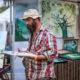 Tim Beard, Artist, Cheat River Festival