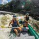 Cheat Canyon, Rafting, White water